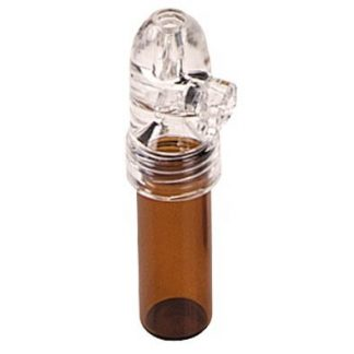 Snuff flaske bullet snort