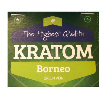 Borneo-verde Kratom