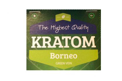 Borneo-Grünes Kratom