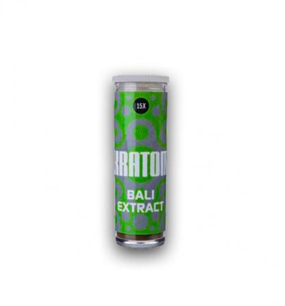 Kratom Bali -15x Extrakt