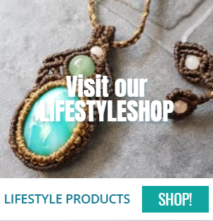 You can buy spiritual lifestyle products here!
