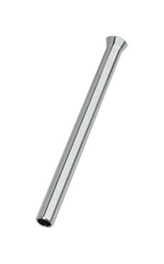 Snusrør Snorter sølv