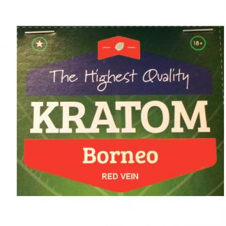 Borneo rød vene