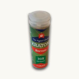 Kratom extract borneo
