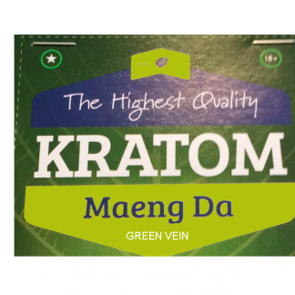 Maeng da grønn blodåre