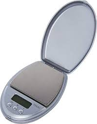 Texas digital pocket scale