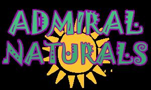 Logo admiral naturals